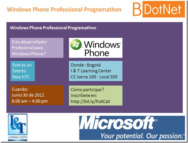 WPProfesionalProgramathon